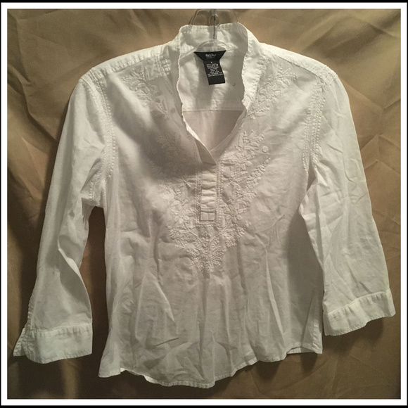 Mossimo Supply Co. Tops - Size Small Mossimo Top White